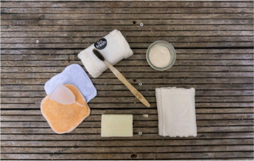 Nachhaltigkeit Hygieneartikel