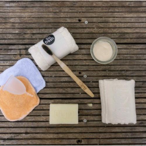 Nachhaltigkeit im Bad – Zero Waste Hygieneprodukte